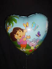 18Inch Dora The Explorer Heart Shaped Foil Balloon CR11