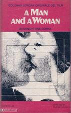 MUSICASSETTA -    A MAN AND A WOMAN                                         (11)