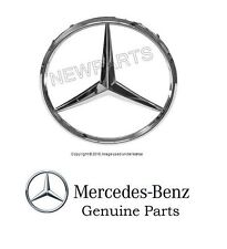 NEW Mercedes W163 ML-Class Big Center Star Emblem In Grille Genuine 1638880086