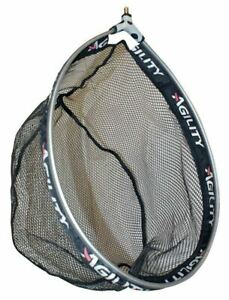 Shakespeare Agility Landing Net Shake Dry Coarse Match Fishing Net Carp Fish