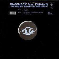 "Ruffneck - Everybody Wanna Be Somebody (Vinyl 12"" - 2002 - EU - Original)"