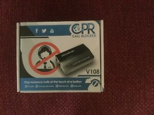 V108 CPR Call Blocker - Police Approved Product