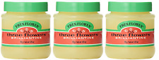 Tres Flores, Three Flowers Brilliantine Pomade Solid, 3.25 oz (3 Pack)