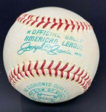 Vintage 1960's Reach Joe Cronin Official American League Baseball