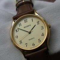 SONY ✕ CITIZEN QUARTZ Vintage Citizen Watch