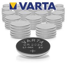 100x Original Varta CR2032 Lithium Knopfzelle Batterie Lose 3V/230 mAh,100 Stück