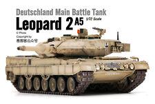 Preorder 3R 1/72 German Leopard 2A5 MBT desert paint