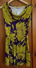 Wallis Cowl Neck Mini Dress/Tunic 12 New with Tags