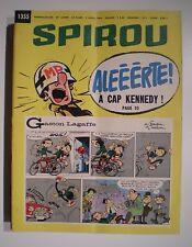 Équivalence Reliure du journal SPIROU N° 93 - année 1964