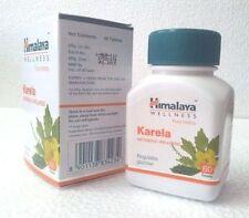 Karela Tablets | New Himalaya Pure Herbs | Momordica Charantia | 100% Vegetarian