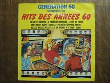 GENERATION 60 45 TOURS HOLLANDE (BEATLES)