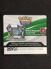 Pokemon SM Forbidden Light 3pk Blister - Regigigas 84a/111 Code