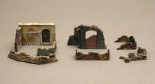 WWII Muri e Rovine - Walls And Ruins Set 2 Diorama Plastic Kit 1:72 ITALERI