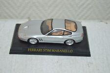 VOITURE  FERRARI 575 M MARANELLO 1/43 DIE-CAST  TBE CAR BY HACHETTE COLLECTION