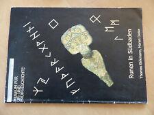Runen in Südbaden Museum für Ur- und Frühgeschichte Freiburg