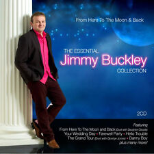 From Here to The Moon and Back 5099343611306 by Jimmy Buckley CD
