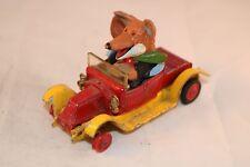 Corgi Comics Basil Brush's car in played condition