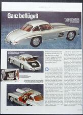 MERCEDES-BENZ 300 SL 1954 u.a. in 1-18 v. Minichamps...ein Modellbericht   #2005