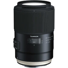 Tamron SP 90mm F2.8 Macro Lente 1:1 VC USD Di en Nikon Fit (F017)