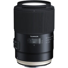 Tamron SP 90mm F2.8 Di Macro 1:1 VC USD Lens in Nikon Fit (F017)