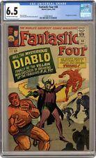 Fantastic Four #30 CGC 6.5 1964 3778018018