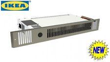 Smiths SS80 Under Cupboard Plinth Heater Kitchen Space Saver Kickspace Fan Eveco