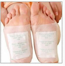 New Detox Foot Pads Patch Detoxify Toxins w/Adhesive Body Health Care 5Pcs