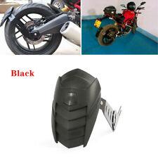 Motorbike ATV Rear Wheel Extension Fender Cover Splash Guard Mudguard w/Bracket