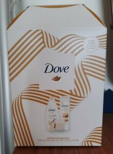 Dove, The Perfect Pampering Bath & Body Gift Set