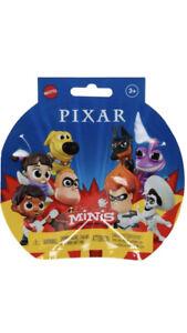 Disney Pixar Minis VS Mystery blind Bag (1 Pack) New and Sealed