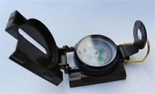 Kompass Peil Marschkompass Taschenkompass Bundeswehr US Army Metall