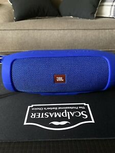 jbl charge 3 *Mint Condition *Authentic *w/rubber Skin