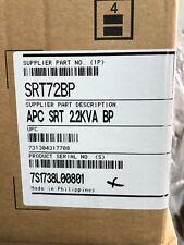 NIB APC   SRT 22 KVA BP MODEL SRT72BP SRT 72V 2.2KVA Battery Pack Smart-UPS