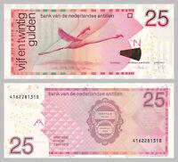 Niederländische Antillen / Netherlands Antilles 25 Gulden 2012 p29g unz.