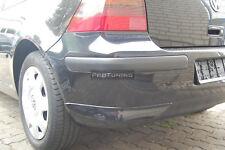 VW GOLF IV mk 4 Pare-chocs arrière SPOILER BAGUE JUPE Module sous Fendeur MENTON
