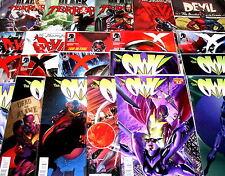 "DYNAMITE PULP HEROES (21) COMICS [BLACK TERROR, OWL, DEVIL & ""X""] rb"