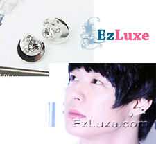 TOHOSHINKI DBSK TVXQ MICKY YOOCHUN Mickey Moon Earrings