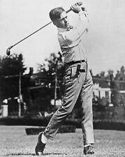 1917 Amateur Golf BOBBY JONES Glossy 8x10 Photo Print Vintage Golfer Poster