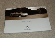 Mercedes SLK Roadster FOLLETO 2004-SLK 200K 350 SLK 55 AMG