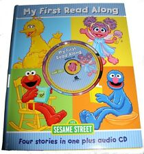 SESAME STREET  My First Read Along -The Five Mile Press Hardcover