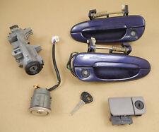 Mazda 626 V 5 (GF) 99-02 Stufe. Schloßsatz Schließanlage 22A Supreme Blue
