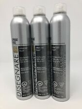 DISEGNARE  Sprae Fixe Extra Firm Holding Hair Spray 10.5 oz 3 Pack Bundle