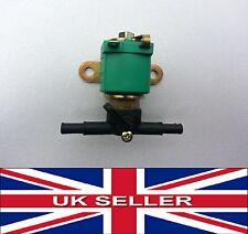 Gasolina Combustible Diesel Apagado Solenoide Válvula 12V LPG conversión, líquido, Antirrobo