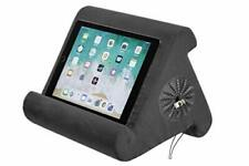 Flippy with New Storage Cubby Multi-Angle Soft Pillow Lap Stand for iPads,