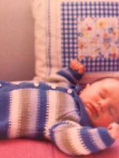 Jaegar Harry Cardigan 0-18 Months Knitting Pattern