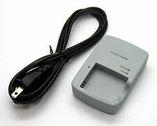 Battery Charger for Canon PowerShot SX170 IS SX500 IS SX240 HS SX260 HS SX270 HS