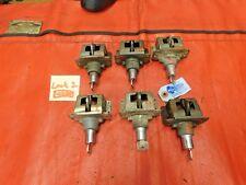 Triumph TR6, Trunk Lock w/ Working Key, Lock Cylinder Cleaned & Lubed, !!