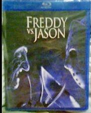 Freddy Vs Jason (Nightmare on Elm Street & Friday the 13th) Brand New Blu-Ray