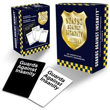 Guards Against Insanity Edition 5 Naughty Expansion Pack Cards Against Humanity