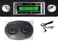 1967-1973 Mercury Cougar Radio with Speaker Stereo w/ Factory Air 230
